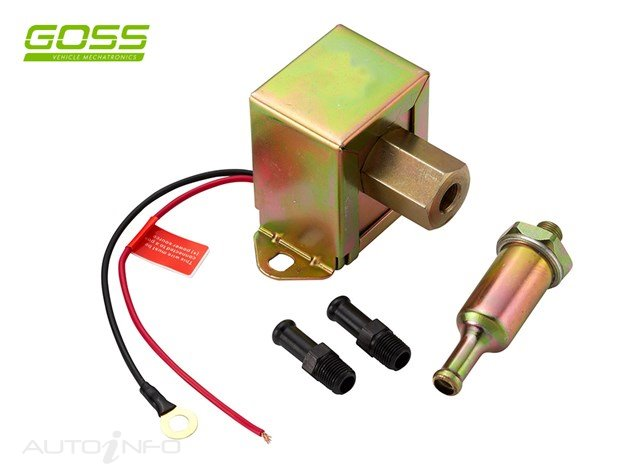 12 Volt  Universal In-Line Carburettor Fuel Pump