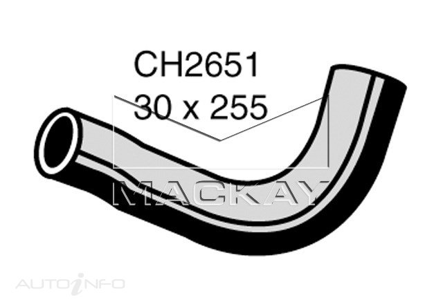 Radiator Lower Hose